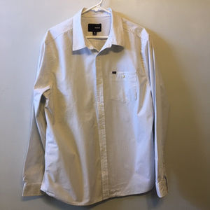 Hurley Maxwell Button down Shirt XL